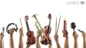 لیست آموزشگاه های موسیقی در شیراز