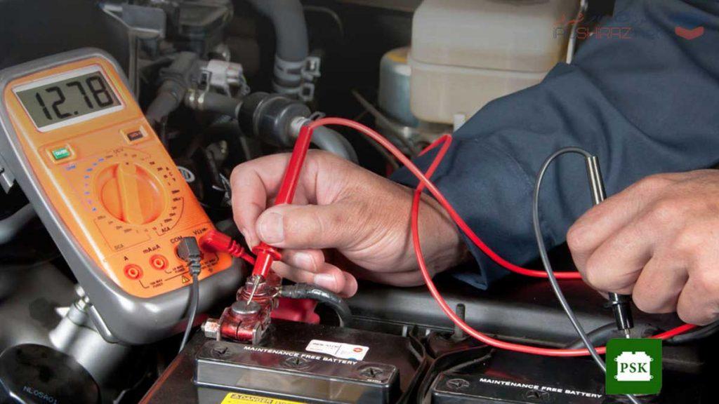 بهترین آموزشگاه برق خودرو در شیراز