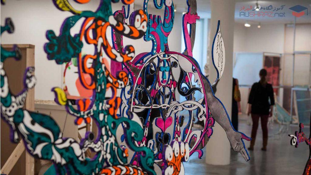 آموزشگاه هنرهای تجسمی در شیراز