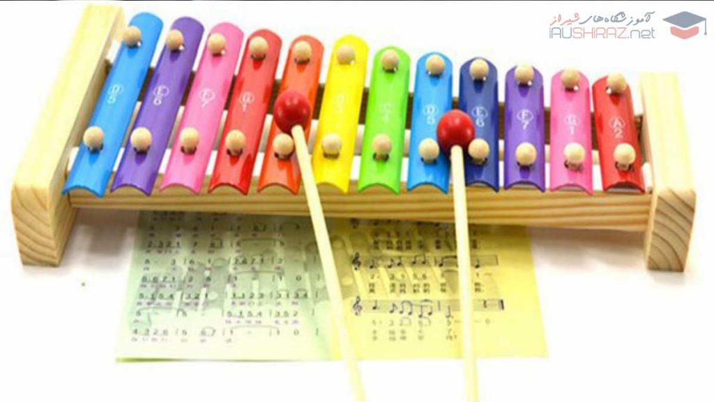 آموزشگاه های موسیقی کودک - ارف در شیراز