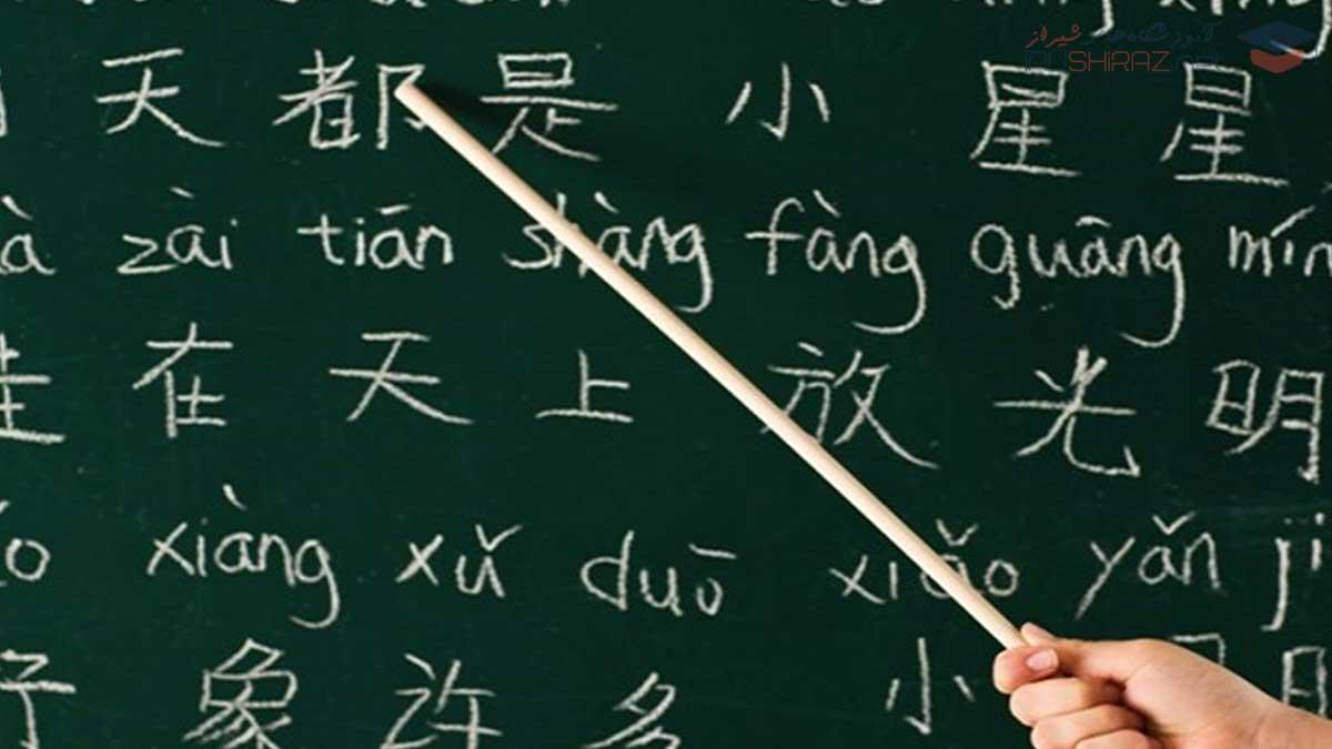 لیست آموزشگاه های زبان چینی در شیراز