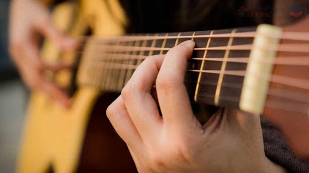 آموزش گیتار در شیراز