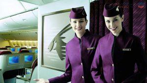 آموزش مهمانداری هواپیما در شیراز