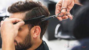آموزش کوتاهی مو مردانه در شیراز