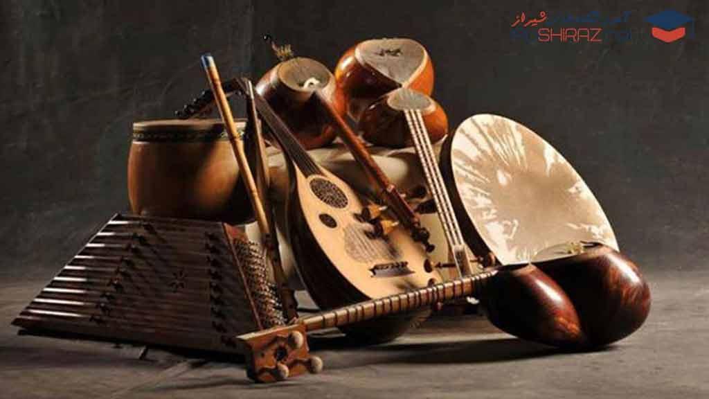 معرفی انواع سازهای موسیقی ایرانی